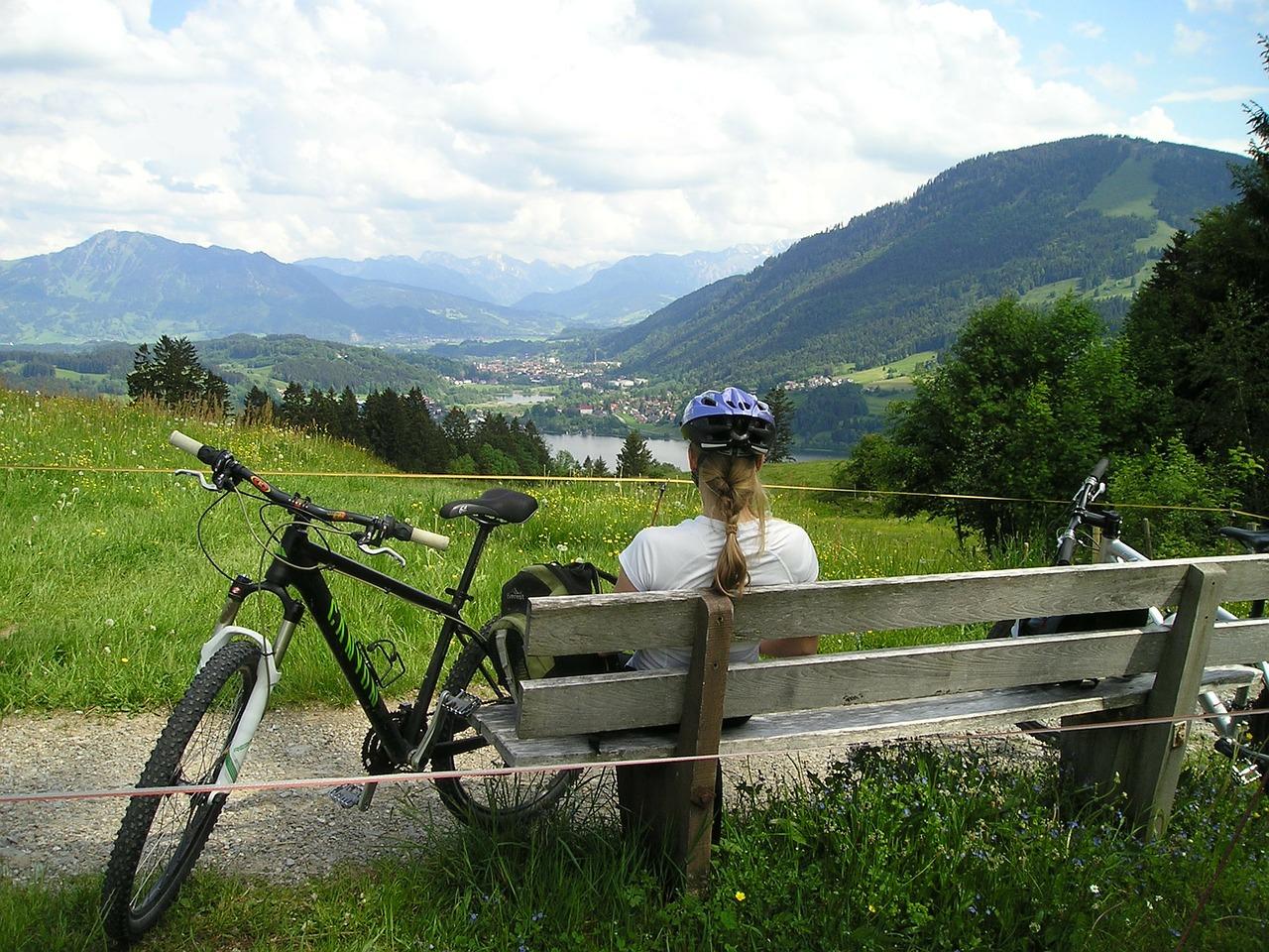 Biking|Faithful Finish Lines