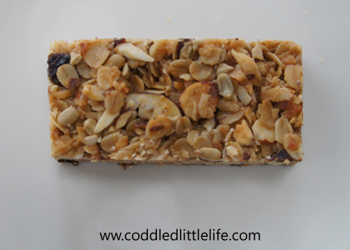 High-Protein Granola Bars
