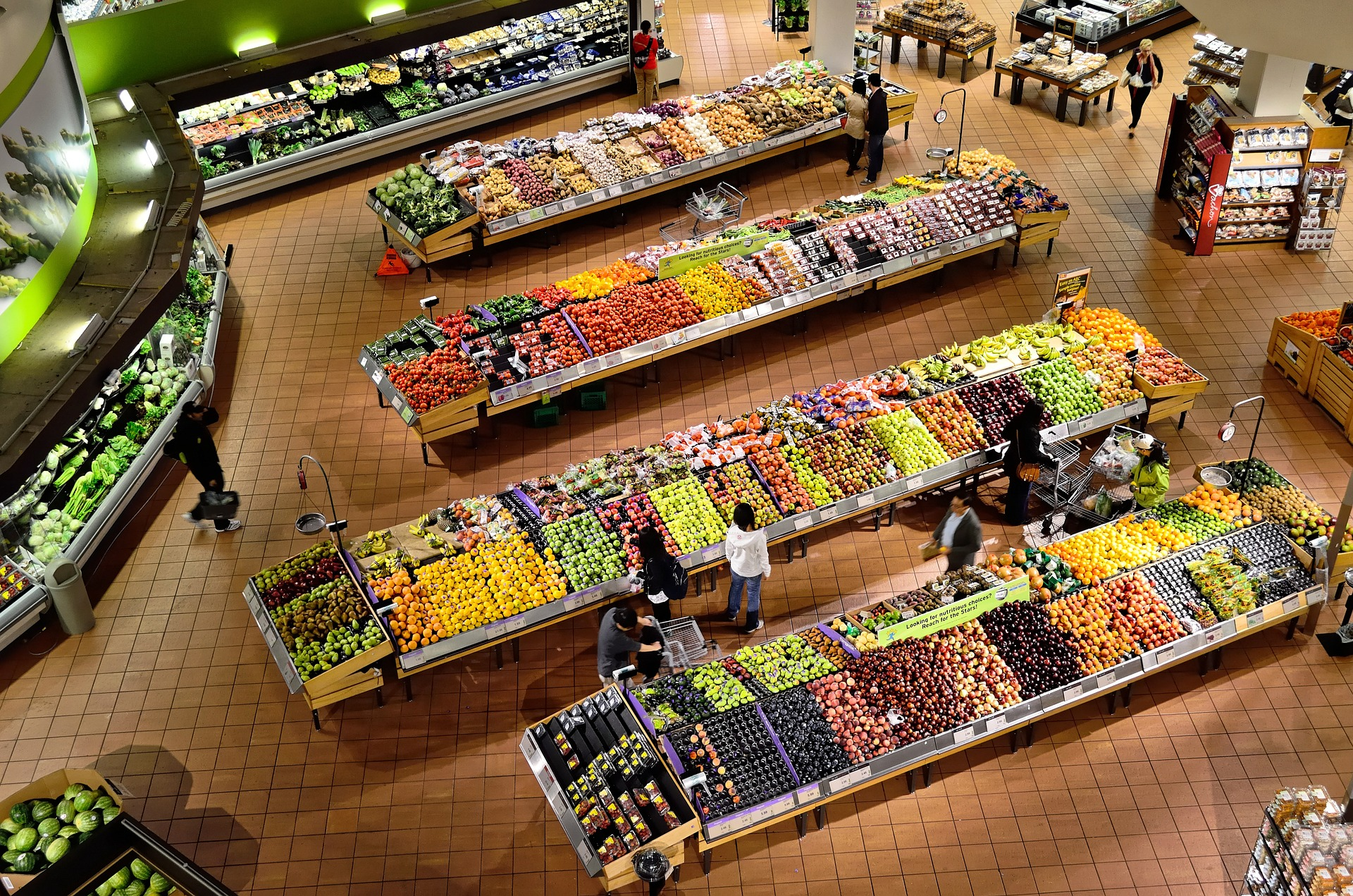 7 healthy grocery shopping tips for weight loss