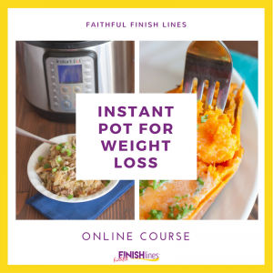 Instant Pot for Weight Loss Online Course for Pressure Cooking Yourself Slim